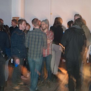 Issue 136 Launch Party Photos