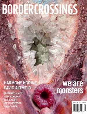Volume 34, Number 1: we are monsters