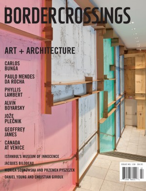 Volume 35, Number 2: Art + Architecture