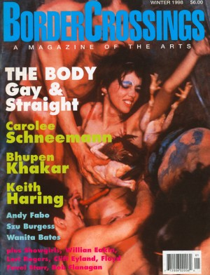 Volume 17, Number 1: The Body: Gay and Straight