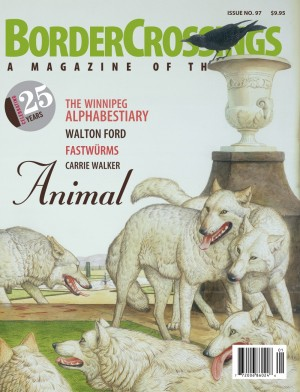 Volume 25, Number 1: Animal