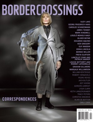 Volume 33, Number 4: Correspondences