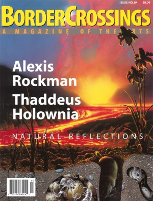 Volume 21, Number 4: Natural Reflections