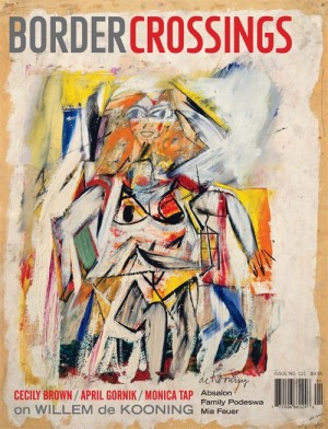 Volume 31, Number 1: Willem de Kooning