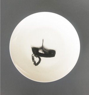 Ambera Wellmann Limited Edition Porcelain Plate