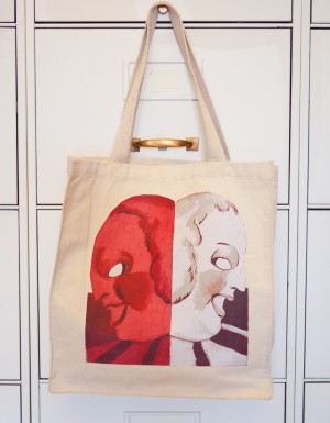 Allison Katz Limited Edition Canvas Tote
